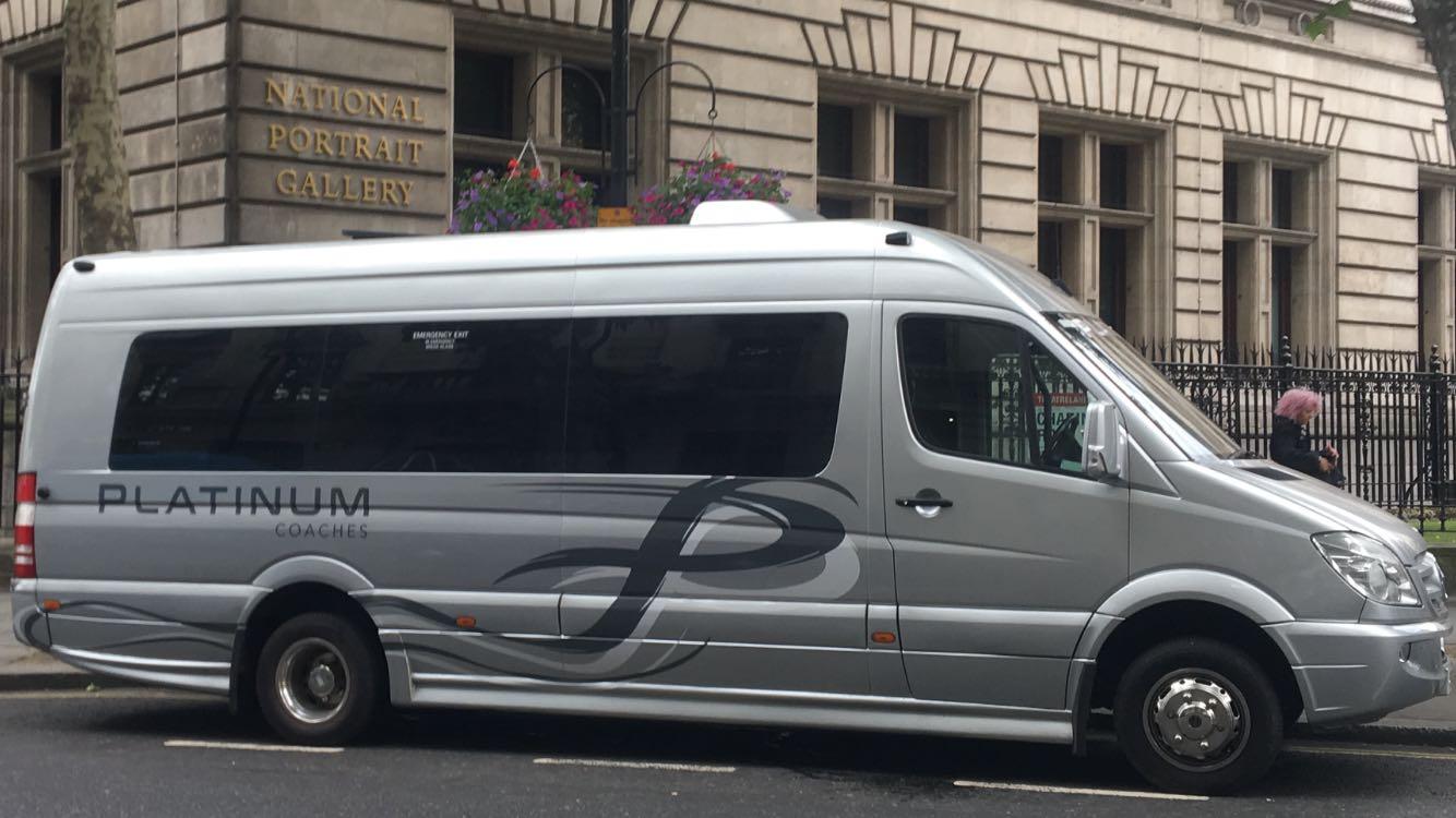 22 Seater Executive Minibus