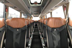 49 seat interior