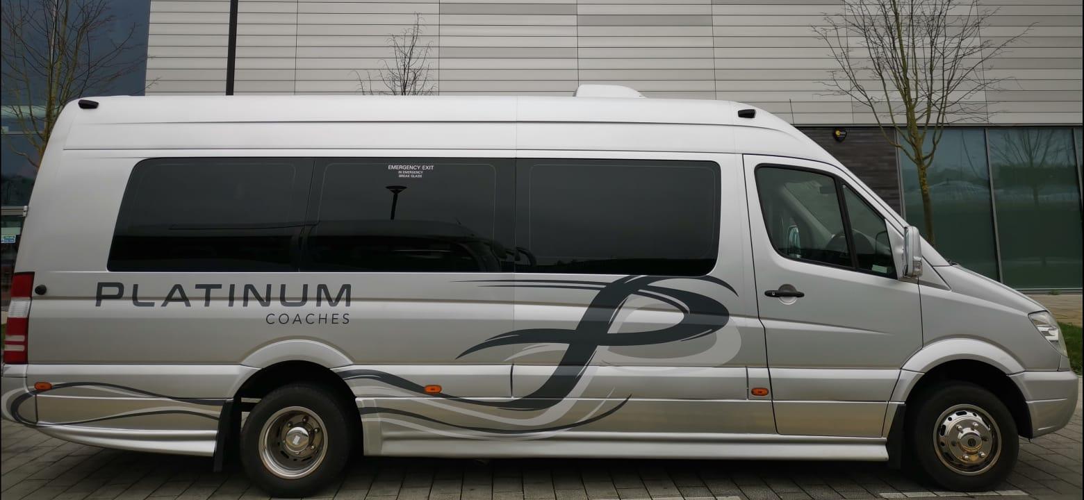 16 Seat Executive Minibus