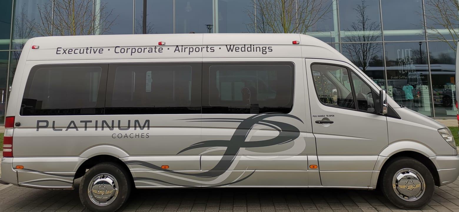 16 Seat Standard Minibus