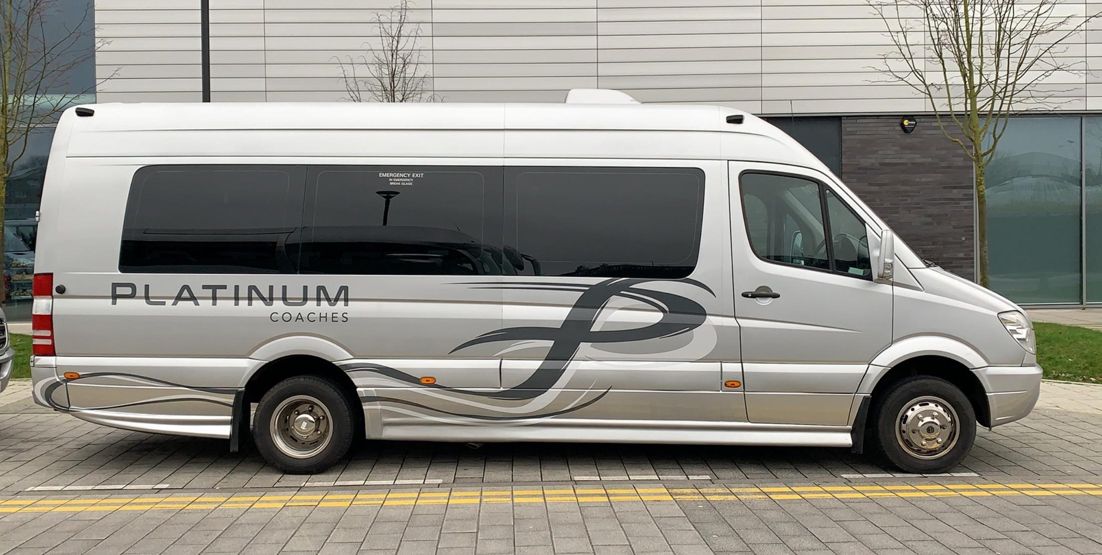 19 Seat Executive Minibus
