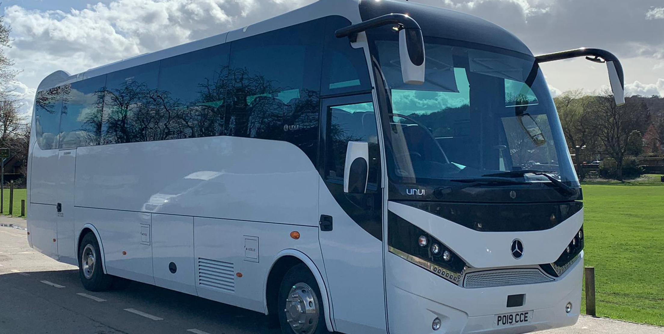 41 Seater Executive Coach