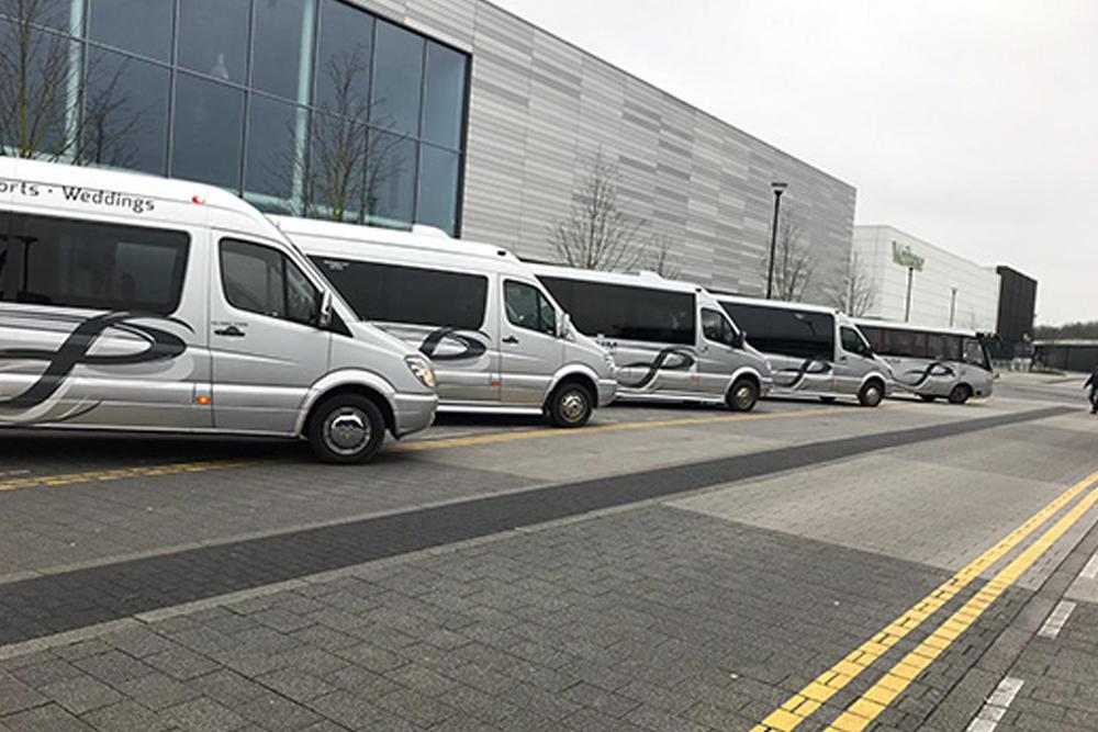 Platinum Coach Hire Minibus